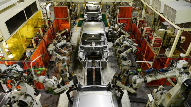 日本可能援助面临美国关税威胁的汽车制造商