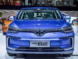 续航提升,智能升级  北汽新能源EU5 R550广州车展后陆续交付