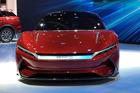 四座超级跑车概念车 比亚迪E-SEED GT亮相