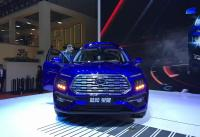 外观大气,内饰堪比豪车,又一款国产畅销SUV即将上市!