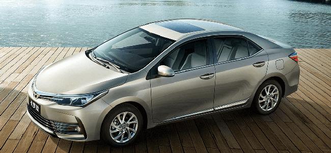 朗逸、雅阁等上榜 4月销量破两万的轿车仅有5款