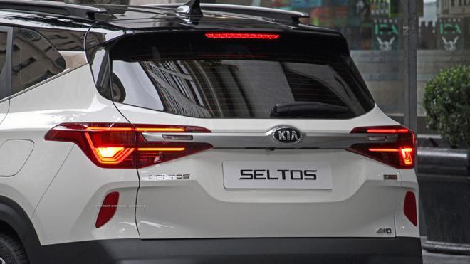 预计定名Seltos 起亚全新小型SUV实车曝光