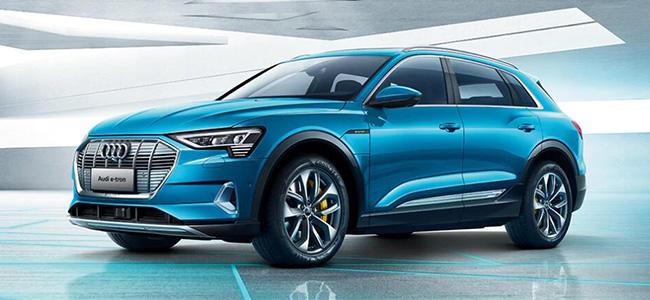 奥迪e-tron等多款新车将登陆2019广州车展