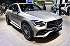 45.88万元起售!奔驰新款GLC轿跑SUV正式上市!