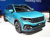 一汽-大众旗下首款小型SUV探影上市,11.49万元起售