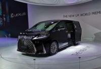 加价前116.6万起售的雷克萨斯LM,新车究竟有什么看点?