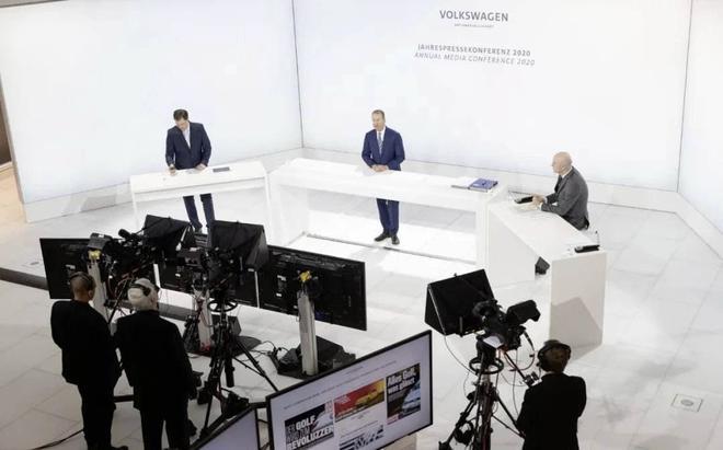 大众汽车集团:今年在华40亿欧元投入、新车投放计划不变