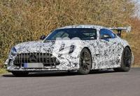 梅赛德斯-AMG全新GT R 大尾翼更吸睛